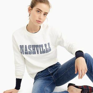 J.CREW Nashville Statement Sweatshirt